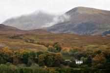 Remote House in Scottish Highlands