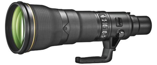 Nikon 800mm f5.6 lens