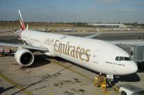 Emirates reflection polarised circular polariser example
