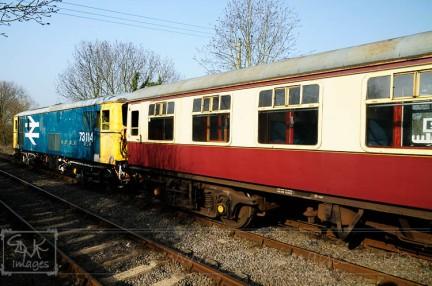 73114 Shenton railway station