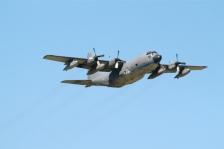 C130 Hercules Incorrect Shutter Speed Example
