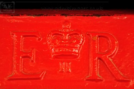 weekly photo project - red post box