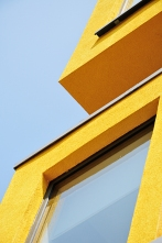 Weekly Colour Project - Yellow Building
